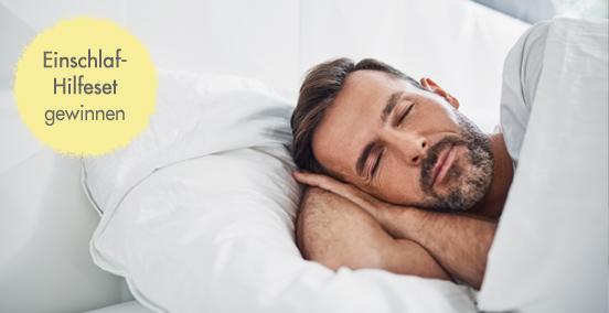 Entspannte Nachtruhe
